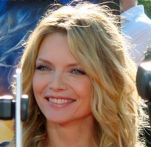 מישל פייפר, שחקנית